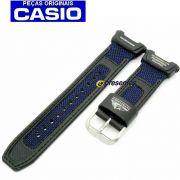 Pulseira Casio Pathfinder PAG-240B-2 tecido e Couro *
