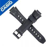 Pulseira Casio Resina Preta MW-600 - 100% Original
