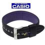 Pulseira Couro Casio G-shock GLS-5600L-1V - 100% Autêntica