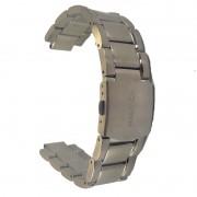 Pulseira De Aço 12mm Interno 22mm Externo Náutica 95012-2