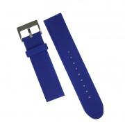 Pulseira De Resina Azul 22mm Náutica 95099-2