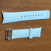 Pulseira De Resina Branca 28mm Náutica 95087-1