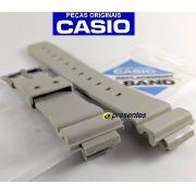 Pulseira Resina Bege Fosco DW-6900 e GW-M5610SD-8 Casio G-Shock