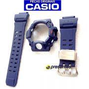 Pulseira e Bezel Azul Casio G-Shock Rangeman GW-9400NV-2