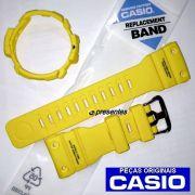 Pulseira e Bezel (capa) Casio G-Shock GN-1000-9a Amarelo