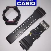 Pulseira e Bezel GD-120N-1B4 Casio G-shock Semi Brilhante