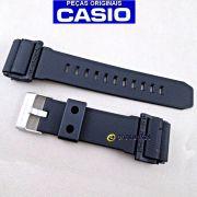 Pulseira GD-400-1B2, GD-400MB-1 Casio G-Shock Preto Fosco - Peça 100% Original -