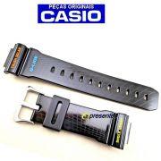 Pulseira GWX-5600-1 Casio G-shock G-lide Preto Brilhante Verniz