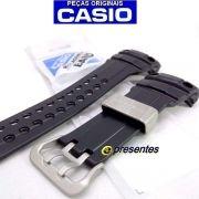 Pulseira Original GWN-1000B Casio G-shock Resina Preta
