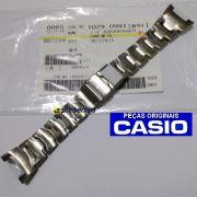 Pulseira Titanio Casio Protrek PRW-1500TJ-7 PRG-130T-7V PRW-1500T-7V - 100% Original