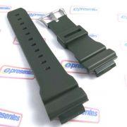 Pulseira Verde Casio G-shock G-5600A-3 DW-5600FS-3 GB-6900B-3 GW-M5600A-3 *