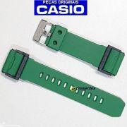 Pulseira Verde Folha GD-400-3 Casio G-Shock - Peça 100% Original