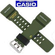 Pulseira Verde GG-1000-1A3 Casio G-Shock - Peça 100% Genuína*