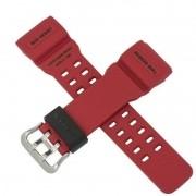 Pulseira Vermelha GG-1000GB-4A Casio G-Shock - peça 100% Genuína