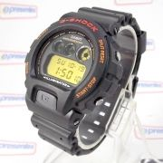 Relógio Casio Digital G-shock Dw-6900g 1vq - 100% Autentico