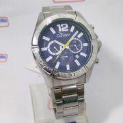 Relógio Condor Prateado Masculino Gradeado  COVD33AQ/3A
