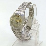 Relógio Feminino Orient Automatico Mini 25mm FNQ04004k9