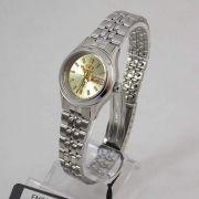 Relógio Feminino Orient Automatico Mini 25mm FNQ0400UC9