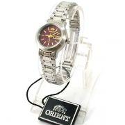 Relógio Feminino Orient Automatico Pequeno Mini Fnq05006h9