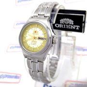 Relógio Feminino Pequeno Orient Automatico 25MM FNQ1S00JC9