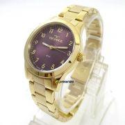 Relógio Feminino Technos Original Elegance Boutique Dourado 2035MKM/4G