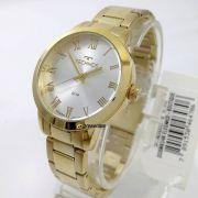 Relógio Feminino Technos Original Elegance Boutique Dourado 2035MKU/4K