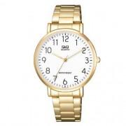 Relógio Masculino Dourado Inox Q&Q Q978J004Y - Maq Citizen
