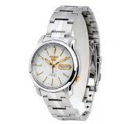 Relógio Masculino Seiko Automatico SNKL77K1 Aço Inox 38MM SEIKO-5