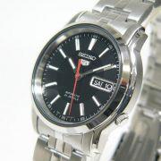 Relógio Masculino Seiko Automatico SNKL83K1 Aço Inox 38MM SEIKO-5