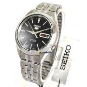 Relógio Masculino SNKL23K1 Seiko Automatico Aço Inox 38MM SEIKO-5