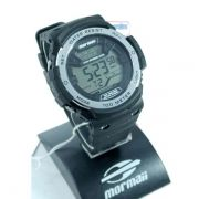 Relógio Mormaii Wave Masculino MO3500B/8K - Grande 51mm