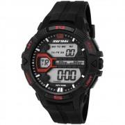 Relógio Mormaii Wave Masculino MO5000B/8P - Grande 50mm