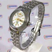 Relógio Orient Automático Feminino Mini Autêntico FNQ04005W9