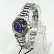 Relógio Orient Automatico Feminino Mini Autêntico Fnq05004d9
