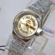 Relógio Orient Automatico Feminino Mini Autêntico Fnq18004c9
