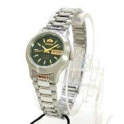 Relógio Orient Automatico FNQ05006F9 Pequeno Mini Feminino
