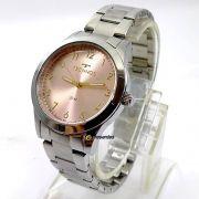 Relógio Feminino Technos Original Elegance Boutique Prateado 2035MKN/1T
