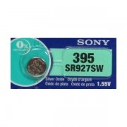 SR927W SONY  Bateria Oxido de Prata 1,55V (399, V399, SR927W, SR57)