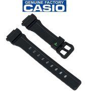 STL-S300H-1A - Pulseira Casio Resina Preta 100% original *