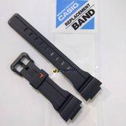 STL-S300H-1B Pulseira Casio Resina Preta 100% original *