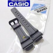 STL-S300H-1C Pulseira Casio Resina Preta 100% original *