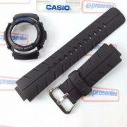 Pulseira + Bezel Casio G-shock G-300-2v - 100% Original