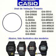 Vedação Casio G-shock G-5500 G-5600 Glx-5600 GLS-5500 E OUTROS