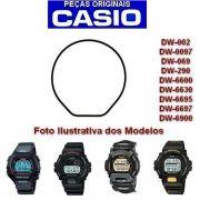 Anel de Vedação Traseiro Casio Gshock  Dw-6900 Dw-6600 Dw-290 Dw-002 Dw-0097 Dw-069 DW-8400 W-740
