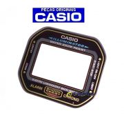 Vidro Mineral Casio g-Shock DW-5600EG-9V (3229) - Peça 100% Autêntica