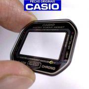 Vidro Mineral Casio g-Shock DW-5600MS-1 - Peça 100% Autêntica