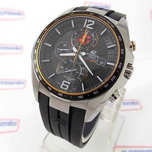 Efr-528 1av Relógio Casio Edifice Cronograph -100% Original  - E-Presentes