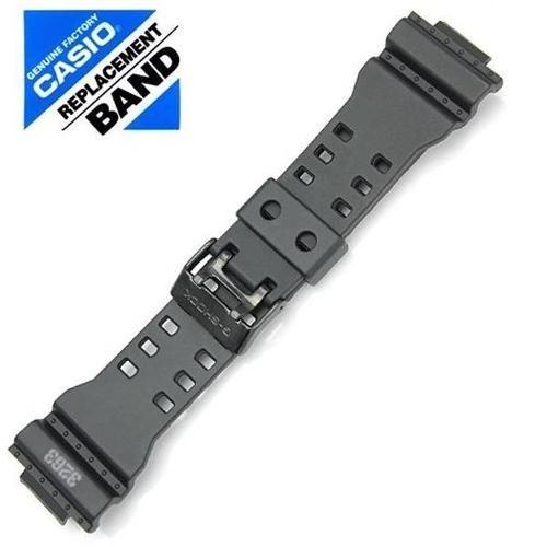 Pulseira Casio G-shock Gd-100ms-1 Preto Fosco Militar - 100% Original  - E-Presentes
