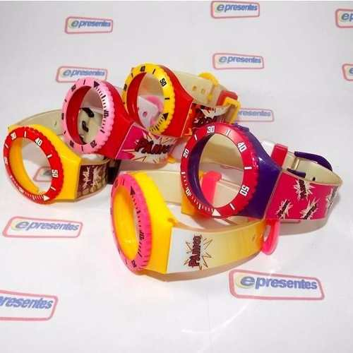 3 Pulseiras Champion Grande - Varias Cores! 100% Original  - E-Presentes