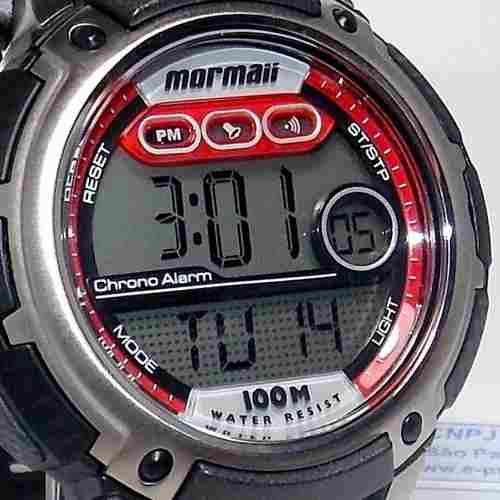 Yp7367/8r Relógio Mormaii Masculino Digital Frete Gratis  - E-Presentes
